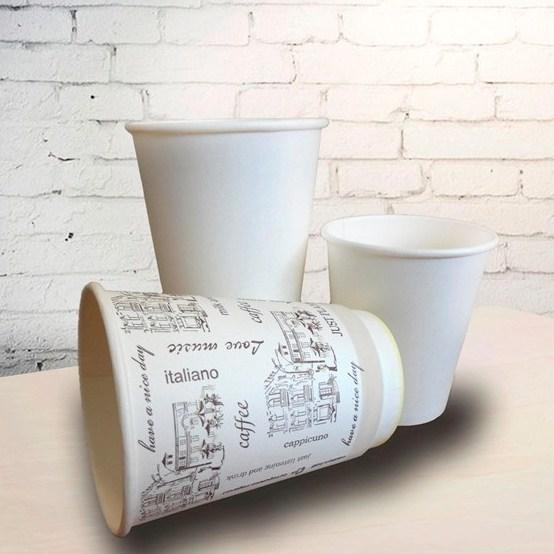 Papperskopp Rus - бумажная одноразовая посуда от